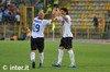 Cuchu e il Principe festeggiano dopo il gol: e non è nemmeno una foto d'archivio!