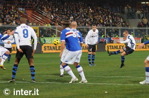 Di giustezza sul primo palo. Pifferaio Magico is back!