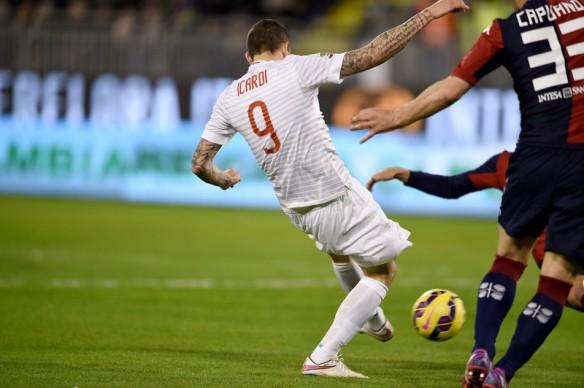 14 gol come Tevez, tanto per ricordarlo!