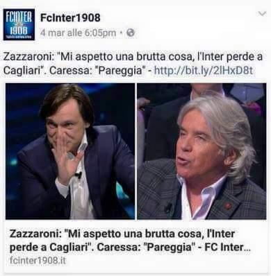 Zazza Caressa Cag Int